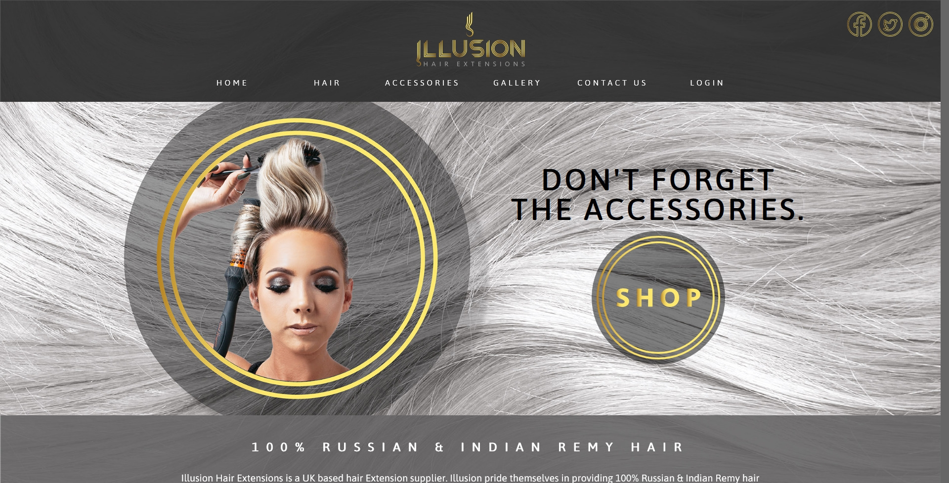 illusionhairextensions.co.uk