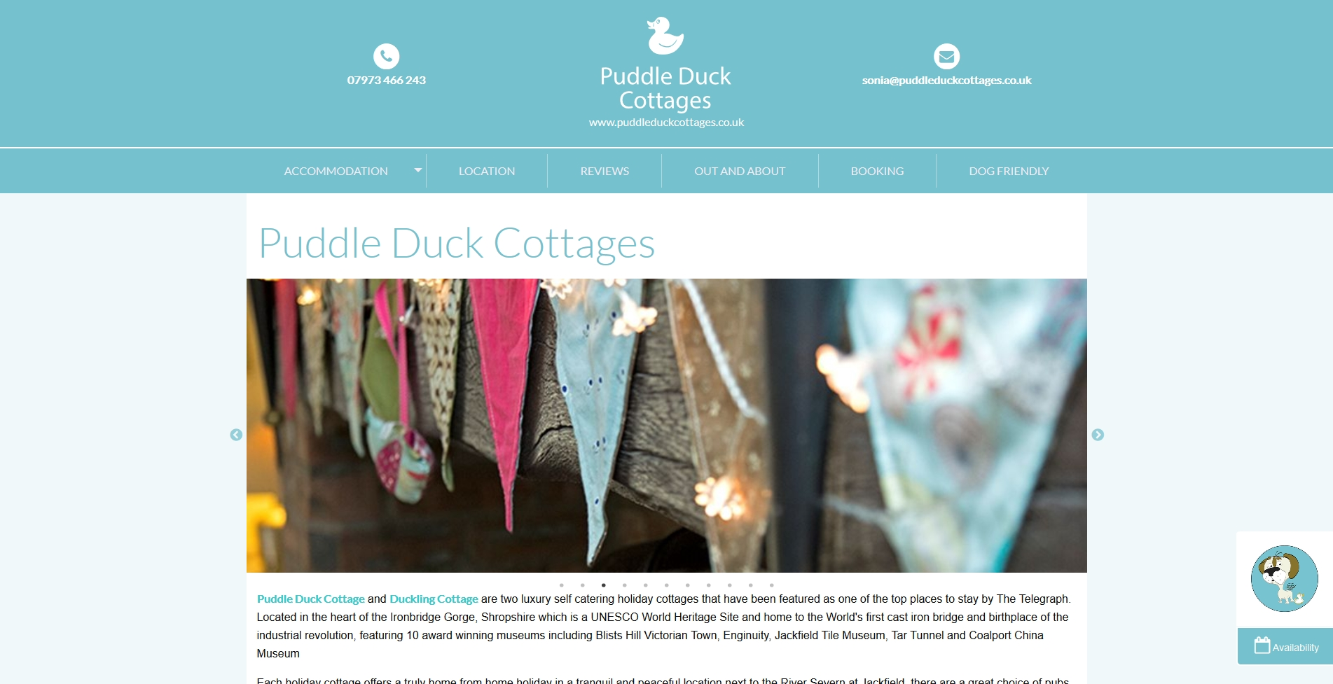 puddleduckcottages.co.uk